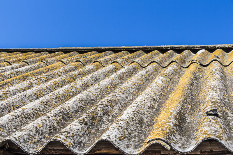 Asbestos Garage Roof Removal Costs Suffolk United Kingdom